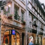 Festive time in Strasbourg, Christmas, Alsace, Winter