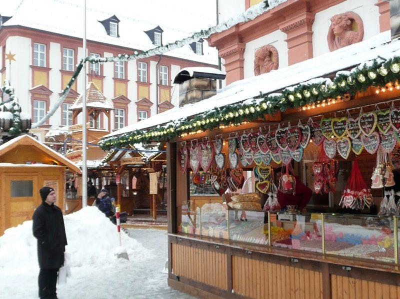 Bayreuth Weihnachtsmarkt winter pleasures