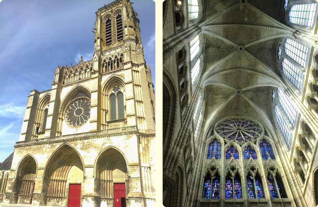 Soissons cathedrale cathedral