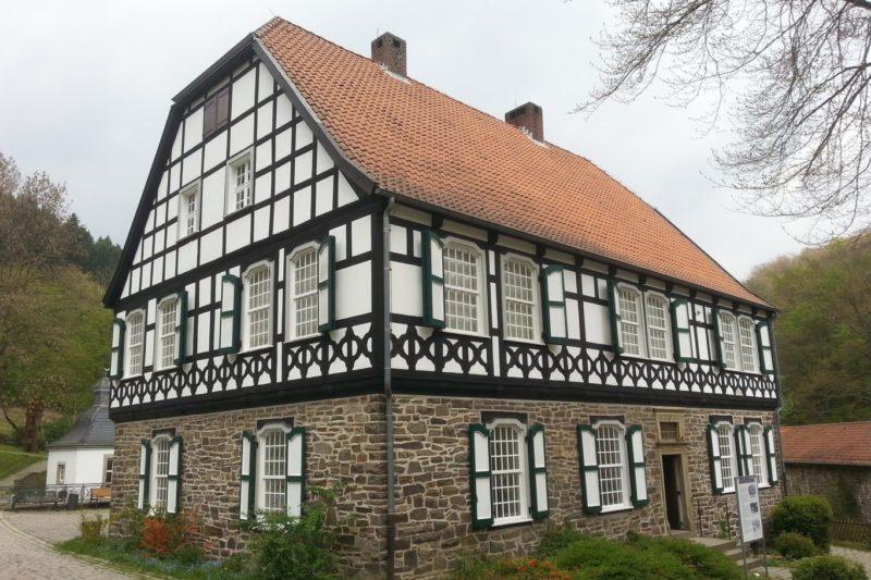Hagen Freiluchtmuseum, Ruhr