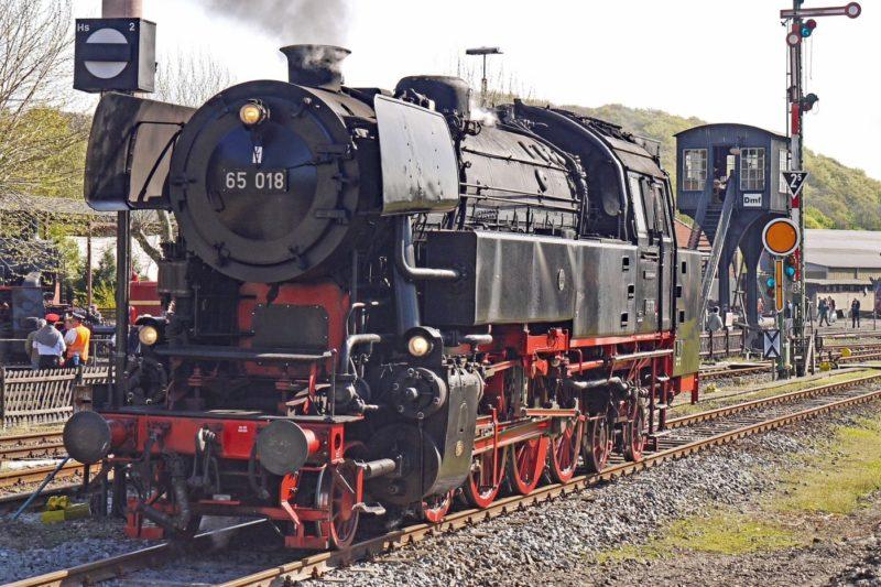 Bochum Eisenbahnmuseum, Ruhr
