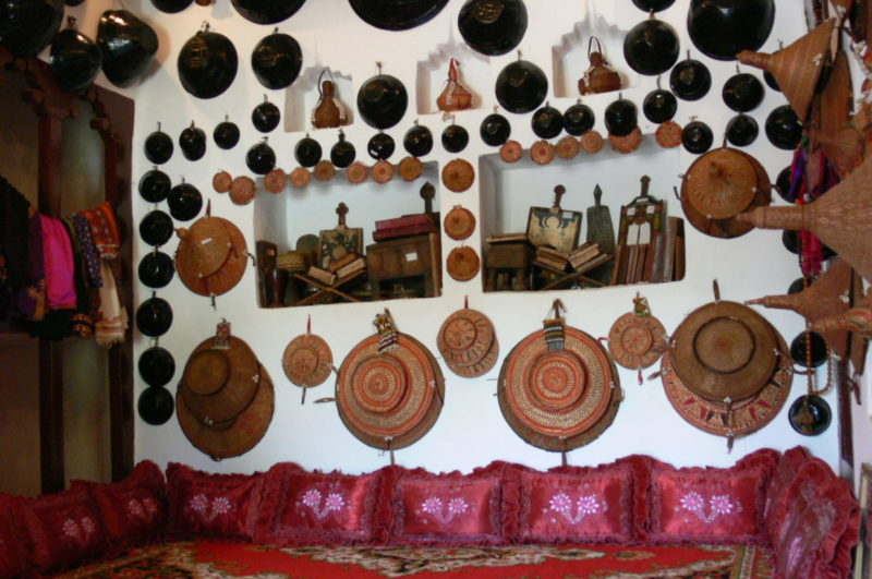 The wealth of Harar lies in the richness of its cultural heritage which differs a lot from the one you can see in the historic heartland of Ethiopia.