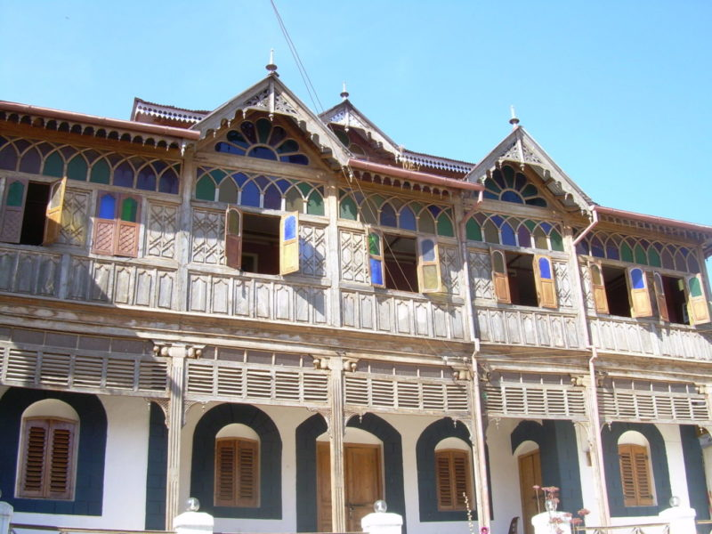 The house of Rambo of Harar is a pleasant 19th century villa certainly worth popping by.