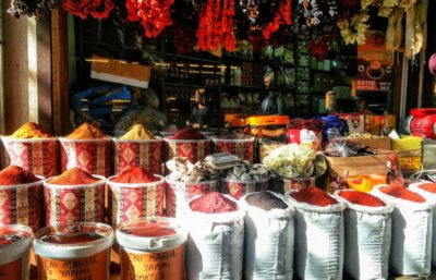 Kahramanmaras bazaar