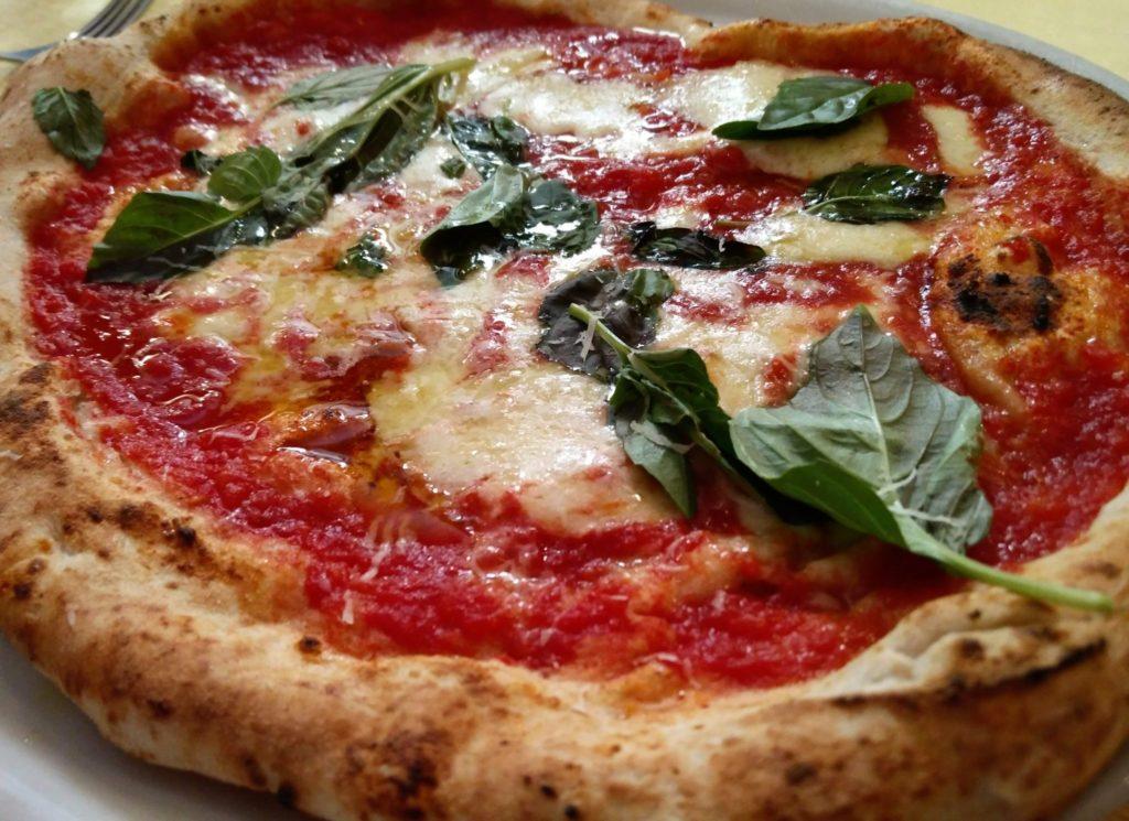 pizza margherita antica pizzeria